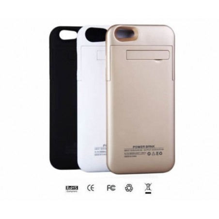 Rechargeable External Charger Case Power Bank For iPhone 6plus 6splus 5000mah