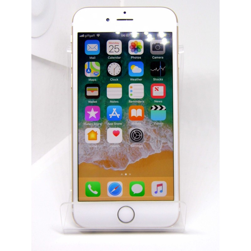 Apple iPhone 6S Gold 16GB (Unlocked SIM FREE) in MINT Condition