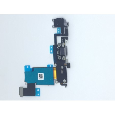 Original Genuine Charging Port Dock Connector Flex Cable Grey For iPhone 6S Plus