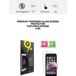 New Genuine 9H Hardness Tempered Glass Screen protector For Apple iPhone 6 6S