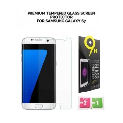 Genuine 9H Hardness Tempered Glass Screen protector For Samsung Galaxy S7