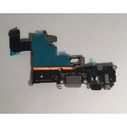 Original Genuine Charging Port Dock Connector Flex Cable Grey For iPhone 6