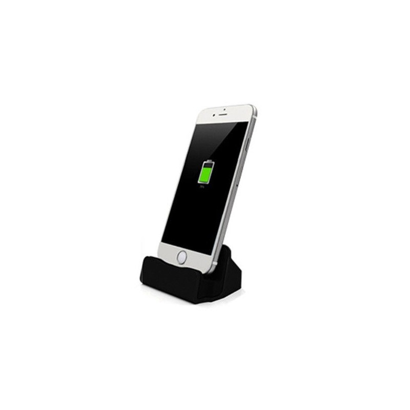 Universal Quick Charger Docking Stand Station For Apple iPhone 6,6S,6Plus,5,7,