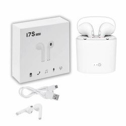 HBQ i7S TWS Twins Bluetooth Wireless Earbuds Earphone For iPhone 6,7,Samsung