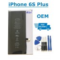 Genuine OEM Replacement Battery for Apple iPhone 6S Plus 2750 mAh 3.80V Li-ion