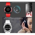 2018 V8 Bluetooth Smart Watch Sync Phone Calls Antilost For Android & IOS Phone