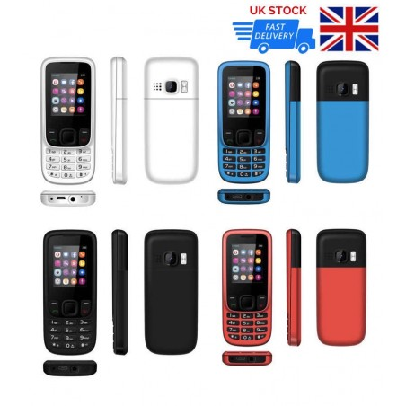 Dual SIM Odscn 6303 Mobile Phone Waterproof, Dustproof, Shockproof, Alarm