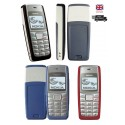 Original NOKIA 1112 Unlocked Mobile Phone Digital clock,Speaking alarm,Games