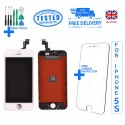 For iPhone 5S Replacement Full LCD Touch Screen Full Display Digitizer