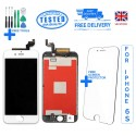For iPhone 6 Replacement Full LCD Touch Screen Full Display Digitizer White Black