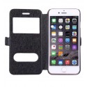 Magnetic Flip Cover Stand Leather Flip case iPhone 6 & 6S 7