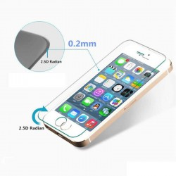Genuine Tempered Glass Screen protector For Apple iPhone 5 6 6s 6Plus 7 7PLUS 8