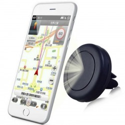 360° Universal Magnetic Car Mount Holder For GPS Mobile Phone