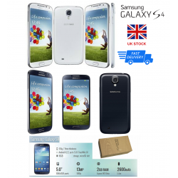 NEW Samsung Galaxy S4 i9505 Camera 13MP RAM 2GB Storage 16GB Unlocked Smartphone
