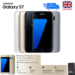 NEW Samsung Galaxy S7 G930F...