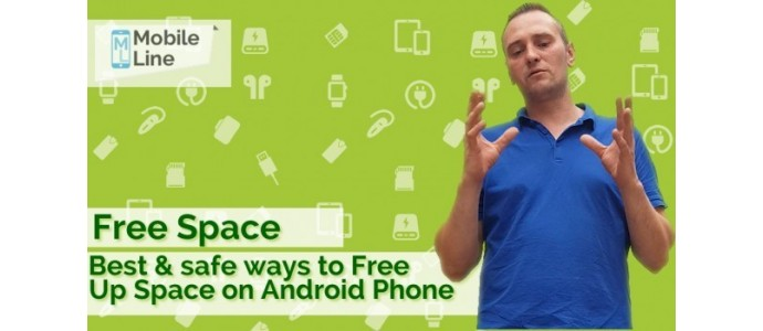 Best and Safe Ways to Free Up Space on 8GB Android Phone that really work.